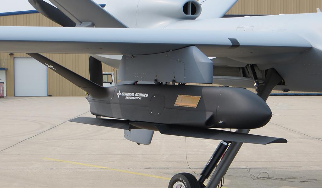 GA-ASI conduce i test di volo dello Sparviero in SUAS