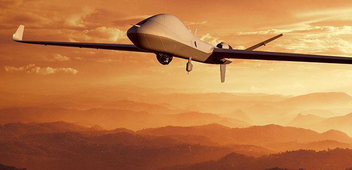 General Atomics Unmanned Aircraft Systems & Sensors