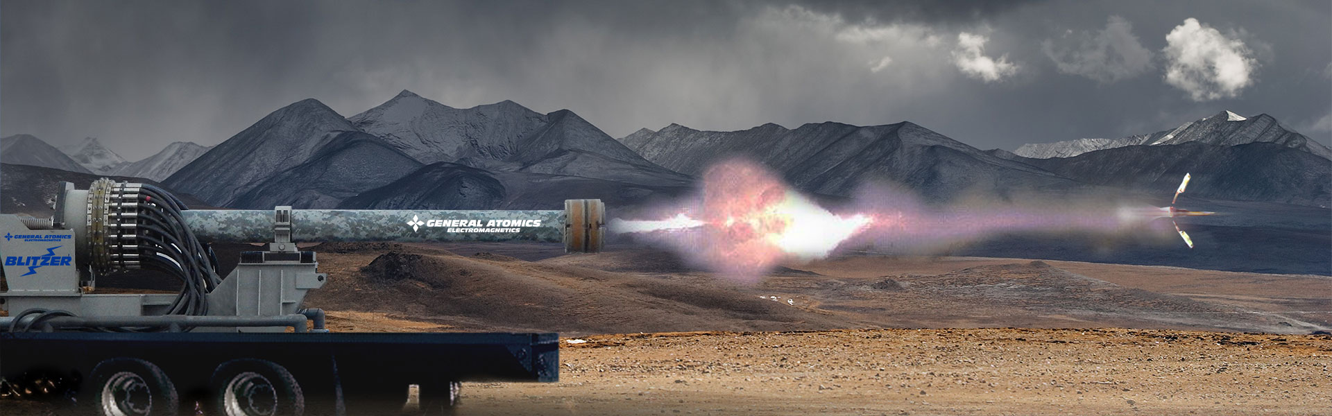 Electromagnetic Railgun Systems