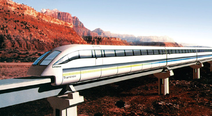High Speed Maglev